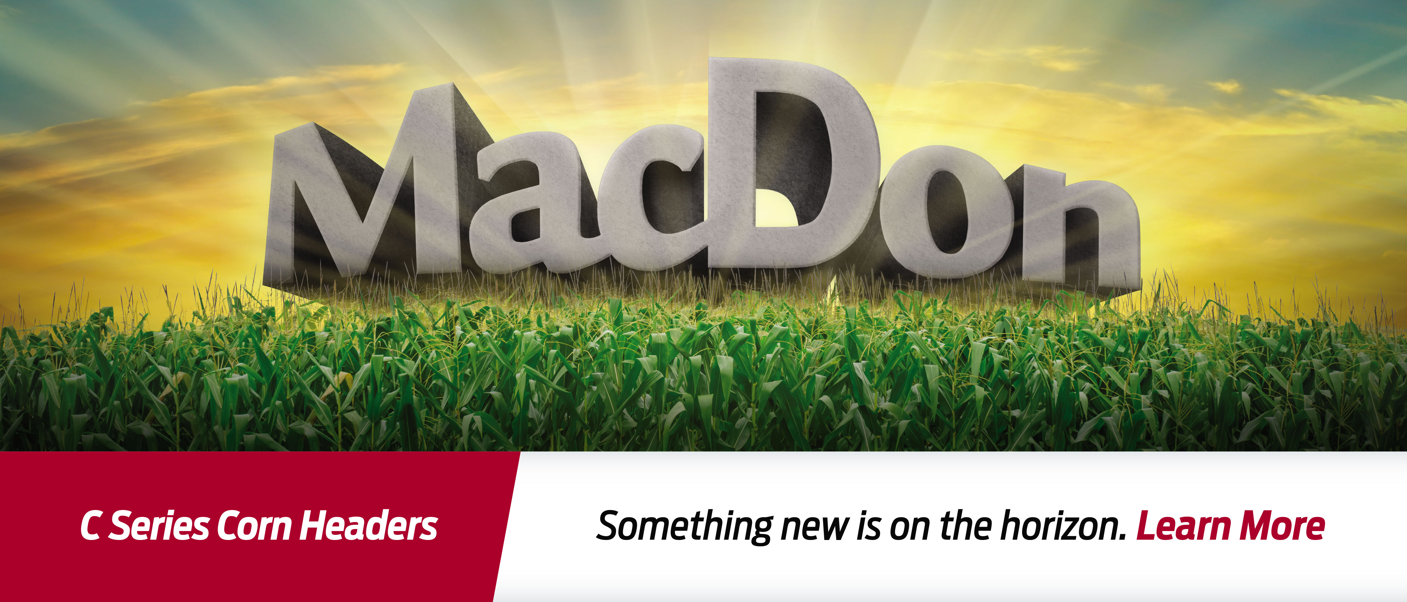 The Harvesting Specialists | MacDon