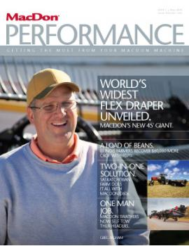 Performance Magazine Fall 2009 Issue