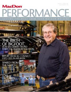 Performance Magazine Spring 2011 Issue