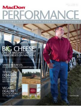 Performance Magazine Spring 2012 Issue