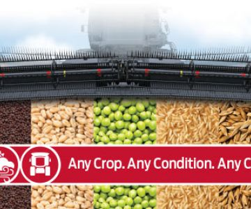 Multi-Crop Harvesting Solution