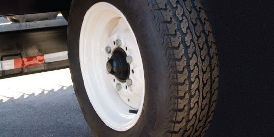 Spring Loaded Stabilizer Wheels Option