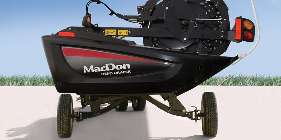 FD75 Flexdraper® Headers | Draper Headers for Combine | MacDon