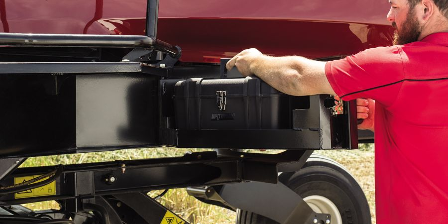 Easy Serviceability - Toolbox