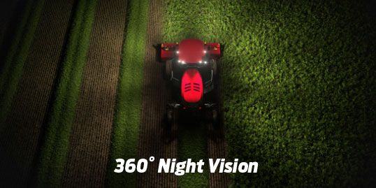 Deluxe Comfort and Productivity - 360 Night Vision
