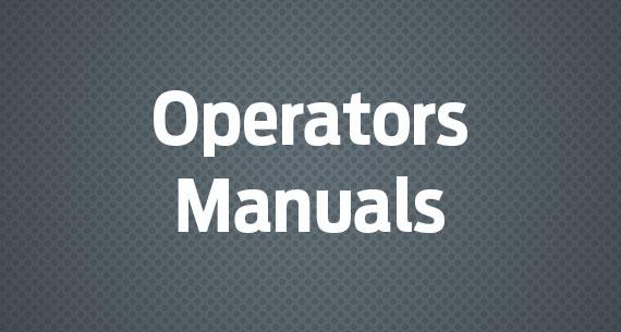 Operators Manuals